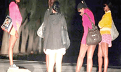 Sex for a penny: Tragic  world of young prostitutes