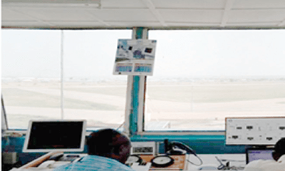 Imperative of Nigeria's Air Space Mgt Systems