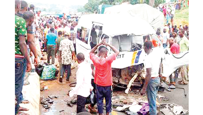 Metro and Crime4 hours ago Road accident claims 7 lives in Osun - New Telegraph Newspaper