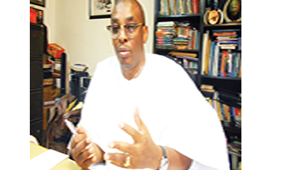 'Postpone presidential election to save Nigeria from going under'