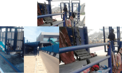 Destitute, hoodlums take over Orile-Badagry monorail terminals, bus lay-bys