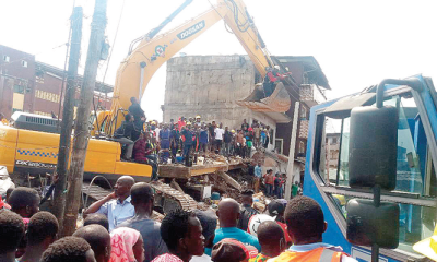 Why Lagos Island buildings are collapsing –Civil engineers, architects