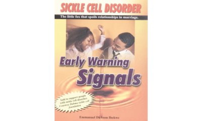 Early signals of Sickle Cell disorder in print