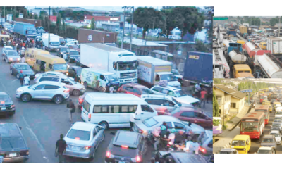 Oshodi-Apapa traffic gridlock: Residents face daily Okada rides of death