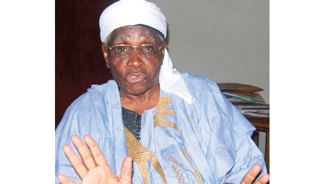 Nigeria's current political system cannot produce good leaders –Ango Abdullahi