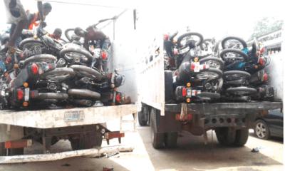 Lagos declares war on Okada riders