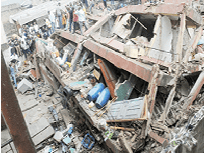Three children dead as building collapses in Ebonyi - New Telegraph Newspaper