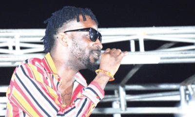 Pasuma,  9ice thrill as  Honourable  concert holds  at African Drum Festival