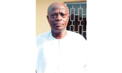 Adeseye Ogunlewe returns to political fold
