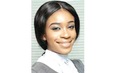 YOUNG LAWYERS' FORUM: 'I read law to rescue women, children from oppression'