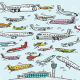 Europe's congested airspace, Africa's empty skies