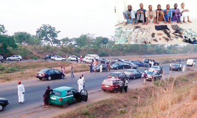KIDNAPPING MADNESS' ON HIGHWAYS