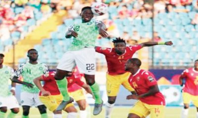 Kenneth Omeruo: Super Eagles players are not driven by money