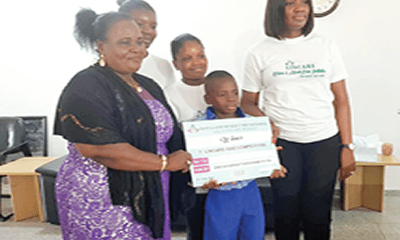 Lincare Foundation honours exceptional students