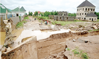 Flood wreaks havoc, rattles residents