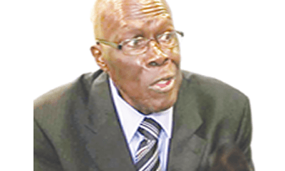 Nigerians'll be shocked at those who wanted June 12 annulled –Prof. Nwosu