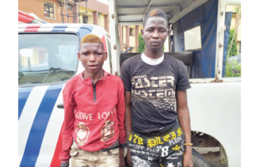 Teenage robber swallows lady's wedding ring