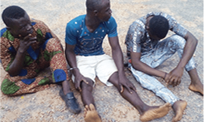 'I established business for my wife, bought car after robbery'