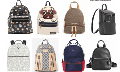 The trending mini backpack