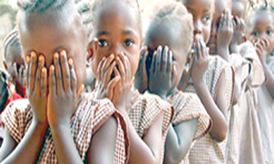 Girl-child: Campaigning against sexual abuse