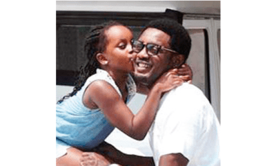 AY celebrates as daughter leaves primary school