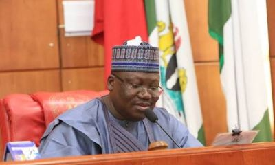 FG will fix all roads in Niger – Lawan