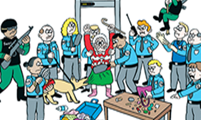 Incursion: Dangers of sloppy airport security