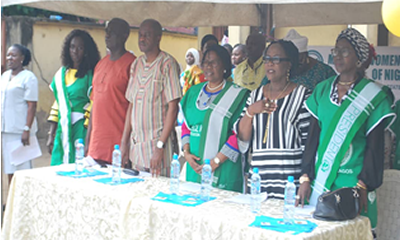 MWAN, LG provide 500 pupils with deworming facilities