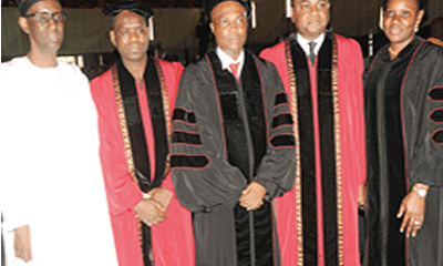 Counseling graduands  on values, peaceful coexistence