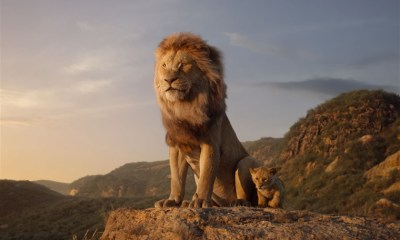 'The Lion King' rules box office
