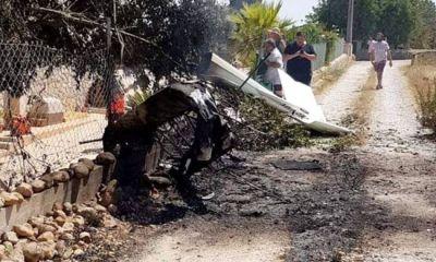 Five killed in chopper, plane mid-air collision