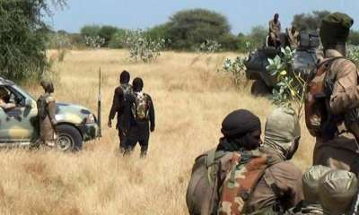 Scores dead, secretariat, houses razed as Boko Haram overrun Borno areas