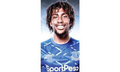 Arsenal lose £19m on Iwobi's transfer