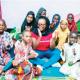 DJ Cuppy visits Maiduguri for first time