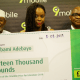 How Nigerian writer, Adebayo, won 9mobile Prize for Literature