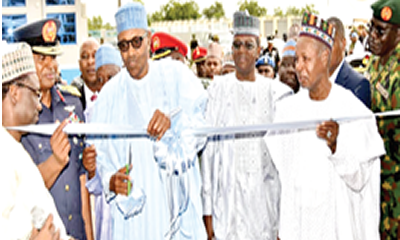 NAF commissions reference hospital for trauma care, others