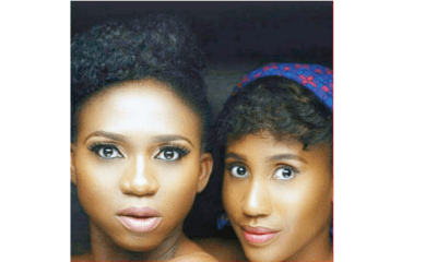 Waje's daughter stars in video of new song, 'Udue,' featuring Johnny Drille
