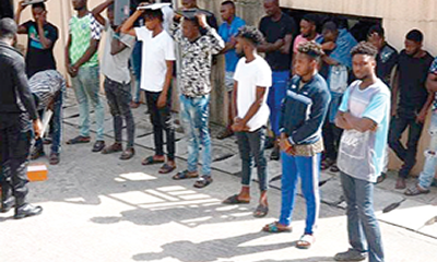 For us, cybercrime is a life-long engagement –Yahoo boys