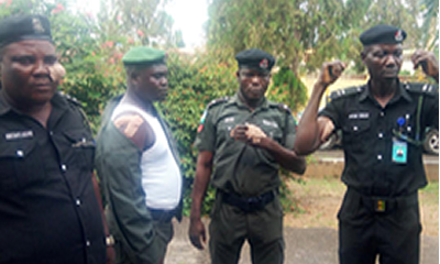 Ogun: Three kidnappers killed, four policemen injured in gun duel