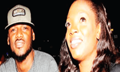 Our love isn't perfect but we can't live without each other – Annie Idibia to 2Face on birthday