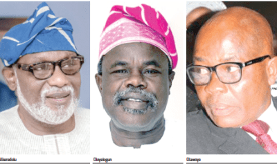 Bickering over Ondo retirement age law