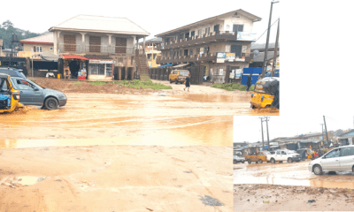 Isawo, Igbogbo roads in need of urgent attention