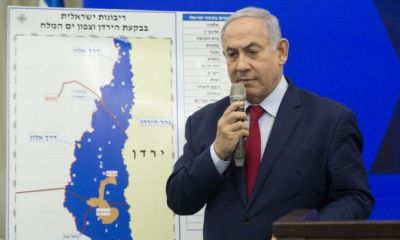 Arab nations condemn Israeli annexation plan