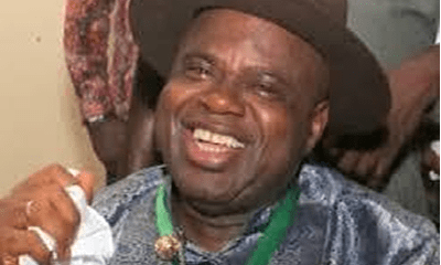 Bayelsa guber: I'll restore electricity for you, Diri promises Ognia people