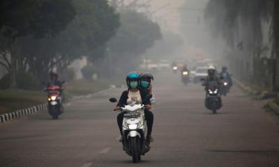 Schools close over dangerous air pollution