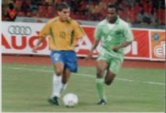 Brazil to play Nigeria, Senegal in Singapore