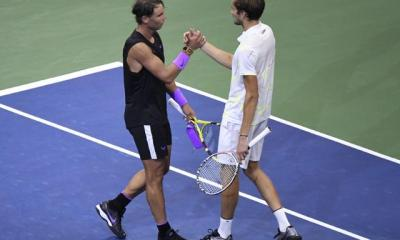 US Open: Nadal survives Medvedev to win 19th Grand Slam
