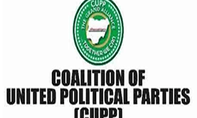 One party state: You're a frustrated party, CUPP tells APC