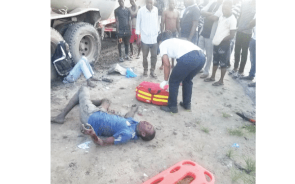 Metro and Crime5 hours ago One dies, others injured in auto crashes - New Telegraph Newspaper
