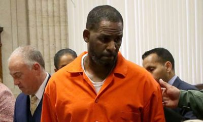 R Kelly lawyers argue for bail 'because he can't see two girlfriends in jail'